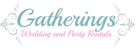 Gatherings Wedding and Party Rentals